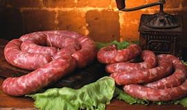 Salsiccia fresca di suino