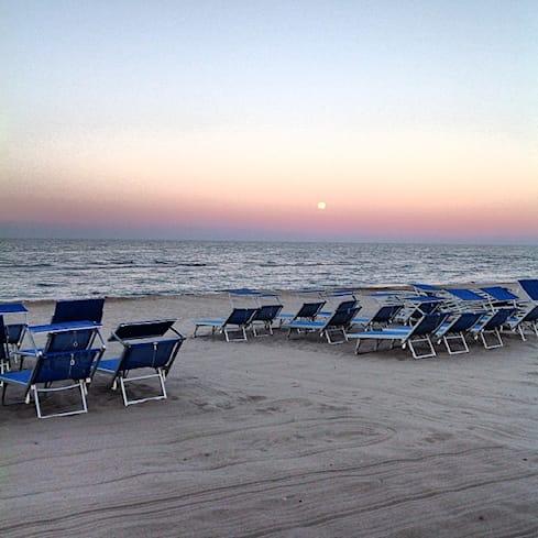 Offerta di speciale spiaggia 2014 a ravenna spiiky - Bagno anna cervia ...