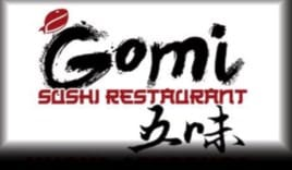 Gomi sushi restaurant