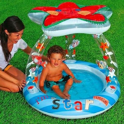 Offerta di piscine gonfiabili a Modena  Spiiky