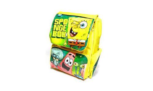 Astuccio Triplo Spongebob