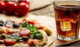 Aperitivo 2 drink+pizza