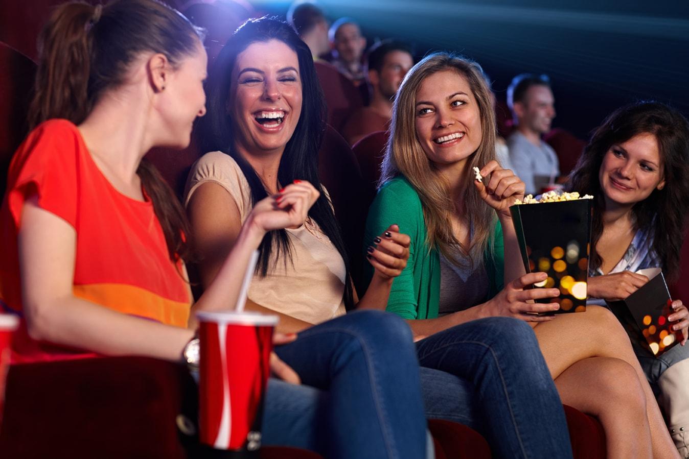 CINEMA RAFFAELLO: BIBITA GRANDE + POPCORN GRANDE A SOLI 4€!! - Novembre