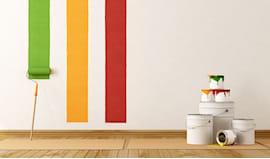 Tinteggiare casa a 129€