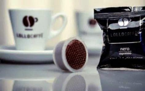 Capsule Lollo Caffe compatibili Espresso Point