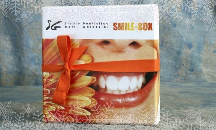 SMILE-BOX: pacchetto scontato per una seduta di igiene orale più sbiancamento professionale!