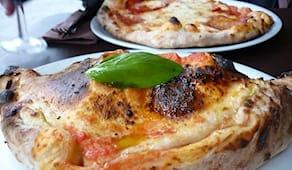 Pizza per 2 setaccio