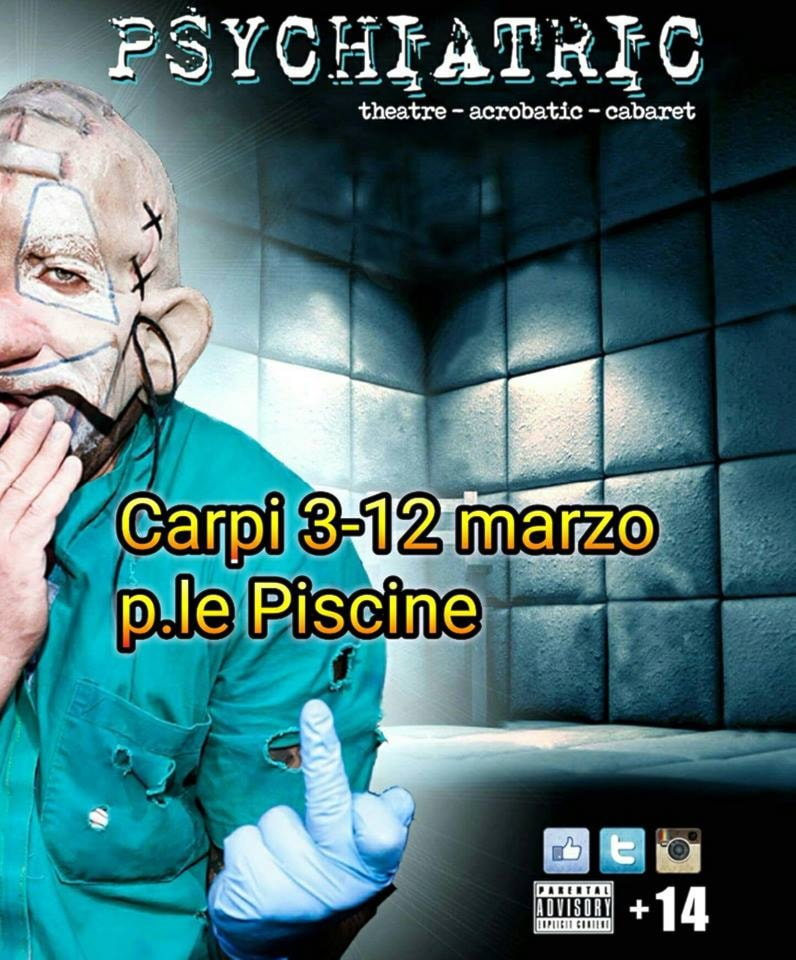 Psychiatric circus centro