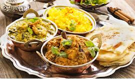 Pranzo india piatto unico