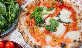 Pizza e zeppoline x2
