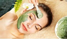 pulizia viso vegan x acne