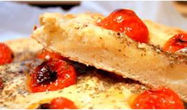 Pane, focaccia e pizza