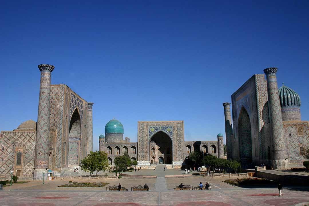 UZBEKISTAN: Tour 12 giorni alla scoperta dell'Uzbekistan