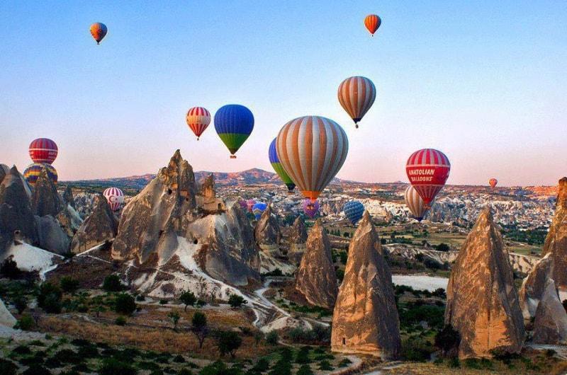 ISTANBUL E CAPPADOCIA: Tour 5 giorni, visita a Istanbul, Ankara e la Cappadocia