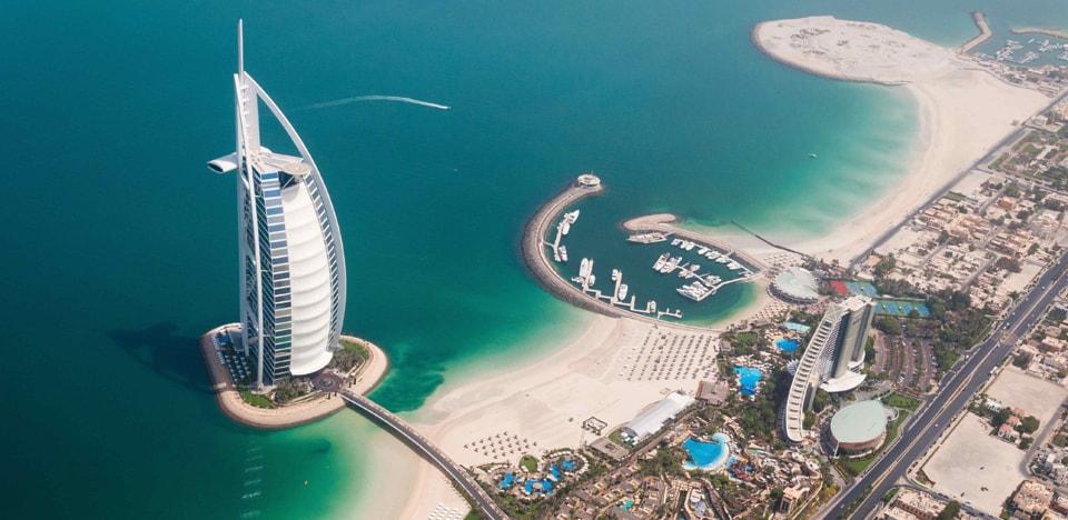 DUBAI E MAURITIUS, Volo + trasferimento + 2 notti a Dubai + 7 notti alle Mauritius