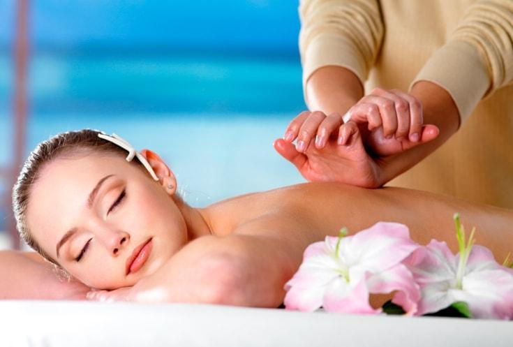Massaggio ONDA DEL MARE  Drenante a 17€ anziche 55€