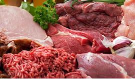 5 kg di carne di manzo