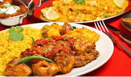 Pranzo indiano per 2