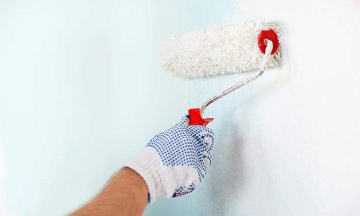 Imbiancatura pareti professionale del vostro appartamento o ufficio a partire da soli 149€ anzichè 850€