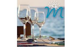 lettino e pranzo al mare