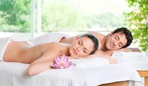 Massaggio rachide in toto