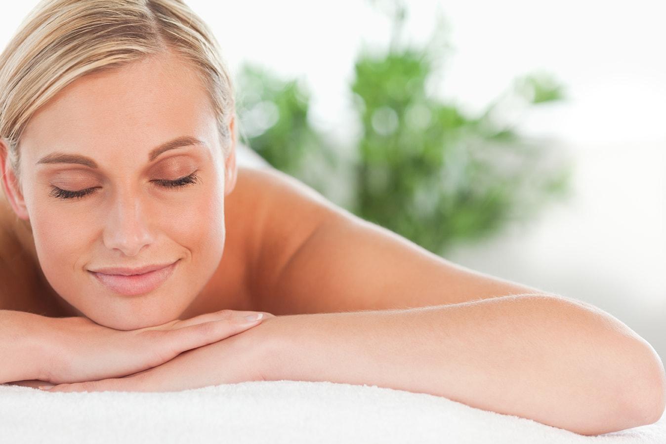 Massaggio ayurvedico come alle terme