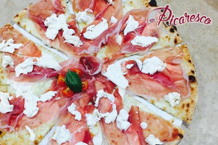 Menù pizza per due al Picaresco a soli 19.90€ anziché 40€