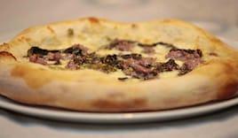 menù pizza completo
