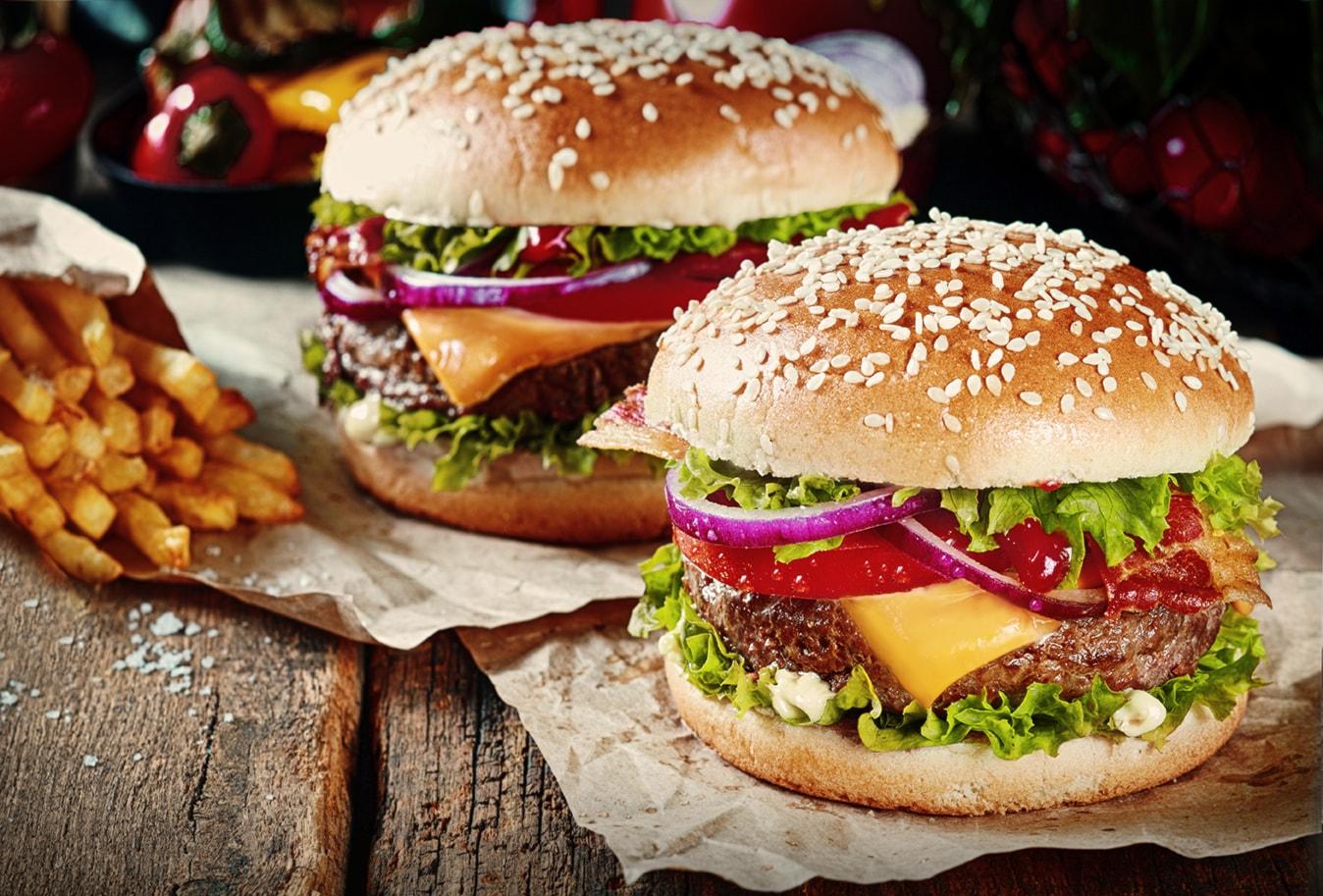 hamburger x2 domicilio