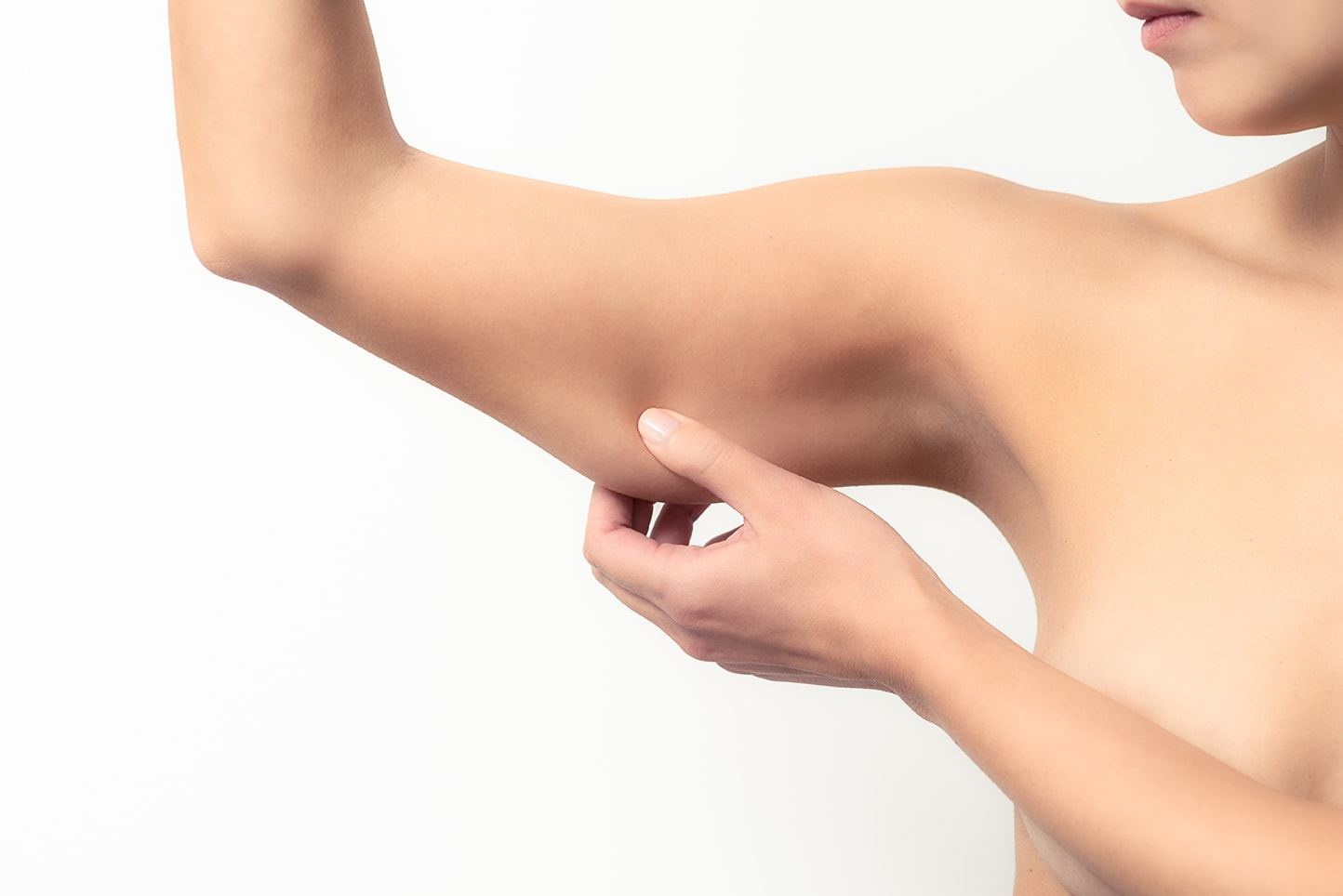 3 cavitazioni braccia