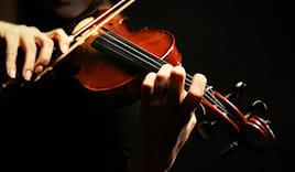 Corso di violino -50%!