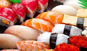 Sushi LAME ASPORTO 50pz