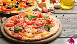 menù pizza di coppia
