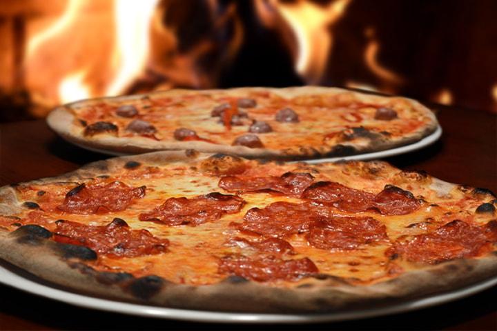 Pizza e bibita x 2