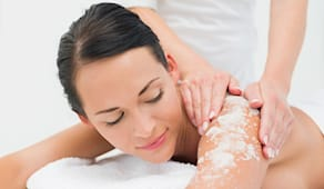 Scrub corpo 30'+massaggio