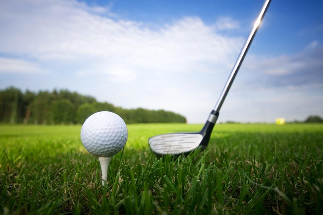4 lezioni di golf