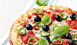 Menù pizza per 2!