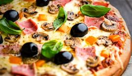 Menù completo pizza x2