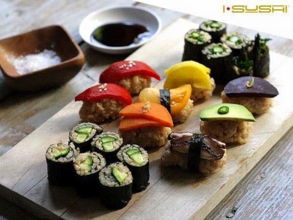 55 pezzi di sushi misto take-away dal nuovo i-sushi di modena a soli 19,90€ anzichè 50€
