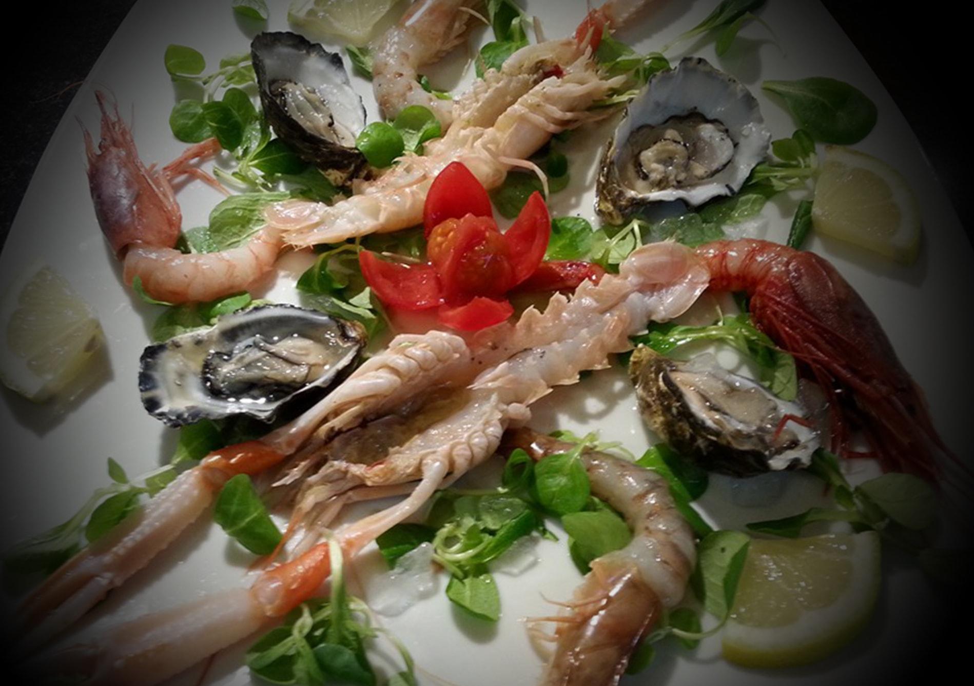 Menù pesce di Lunedì x2