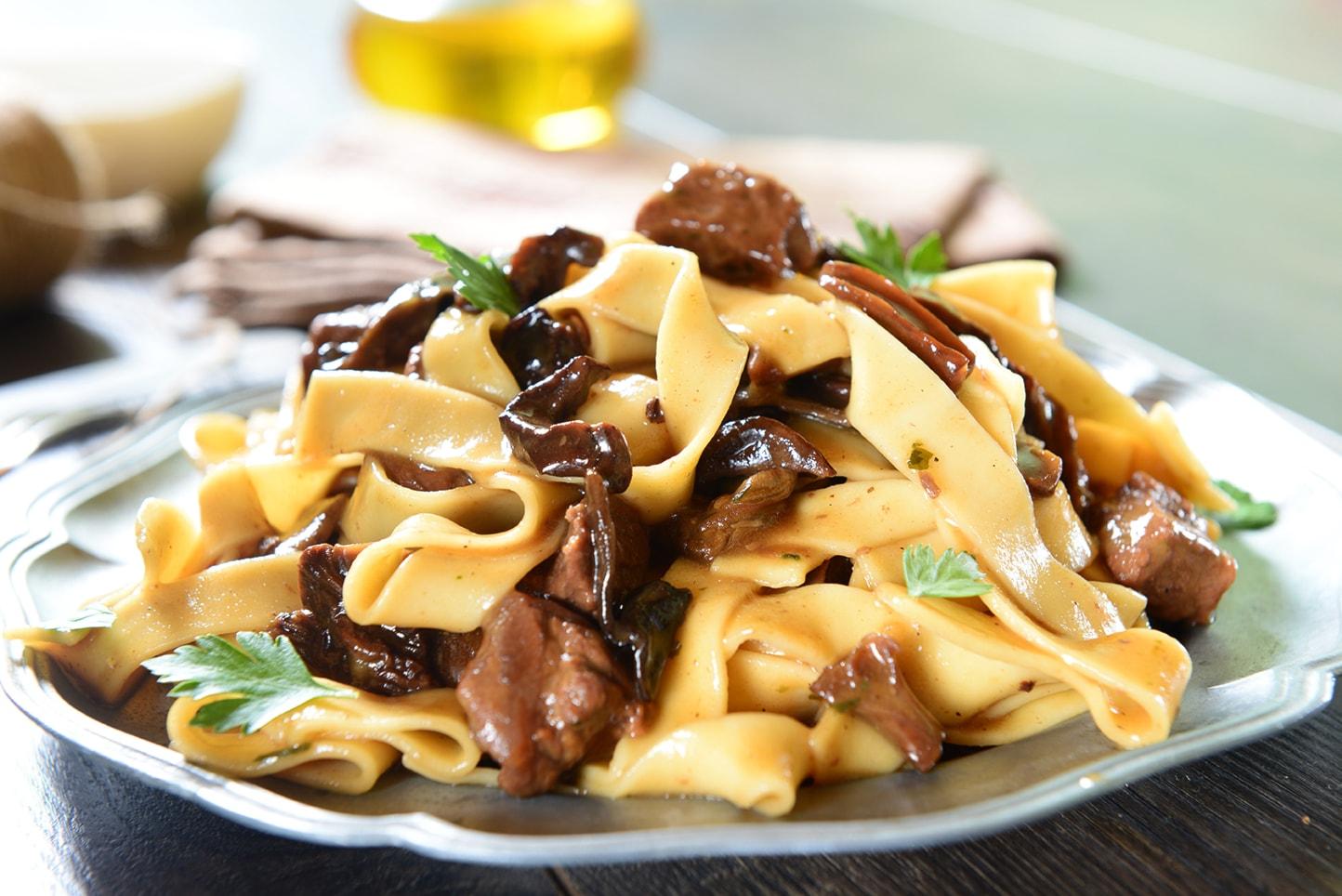 Menù a base di funghi per 2 persone alla cucina san domenico a soli 35,90€ anziché 70€ !