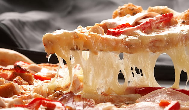 Pizza maxi x3 asporto