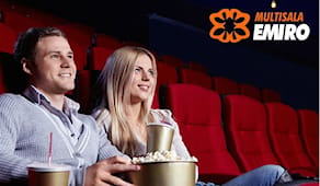 Cinema emiro scontato!