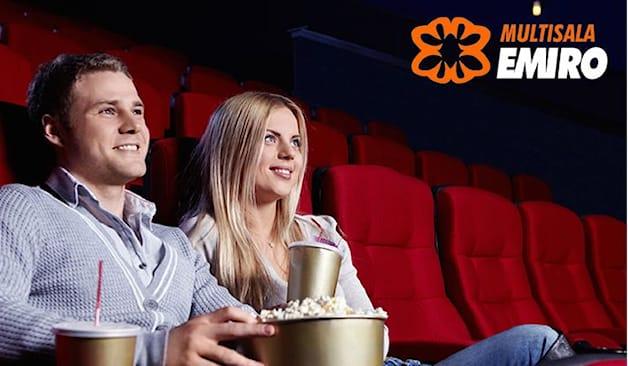 Cinema emiro a 5€!