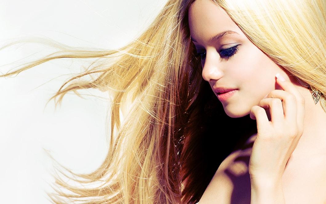 pacchetto gold capelli