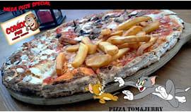 Menù pizza x2 al comix