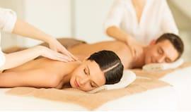Spa, massaggio & cena x2
