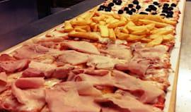 Pizza x2 da felice