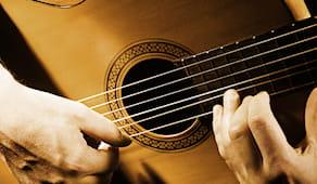 8 lezioni di chitarra