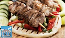Menù pranzo greco